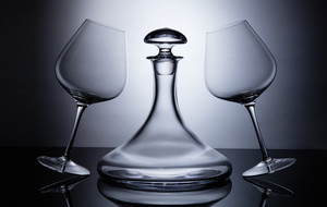 Lead Free Crystal for Fine Wines + Spirits