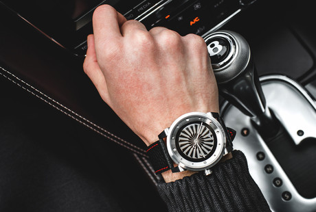 Automatic Turbine Watches