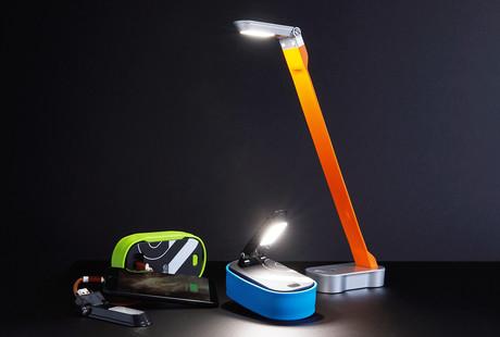 Portable Powerbank Lamps