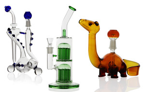 Unique Water Pipes