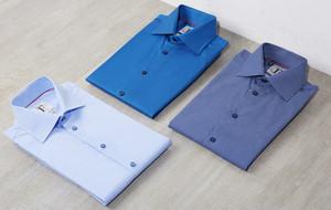 Italian Dress Shirts + Ties