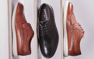 Touch Dress Of Shoesloaferssneakers A3jr54l Modern Italian Borboniqua I2EDH9W
