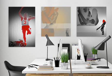 Color Pop Canvases