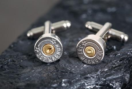 Bullet Cufflinks