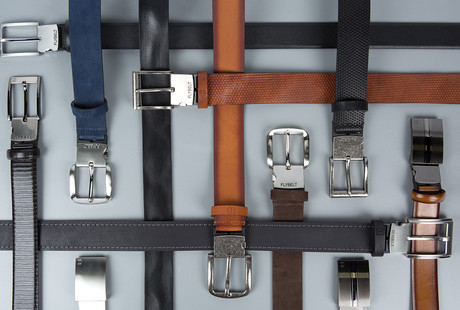 Mix + Match Your Belts