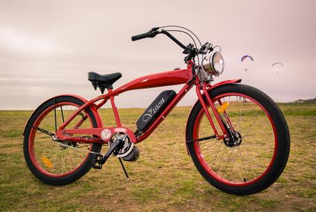 Retro Designed Electric Bikes