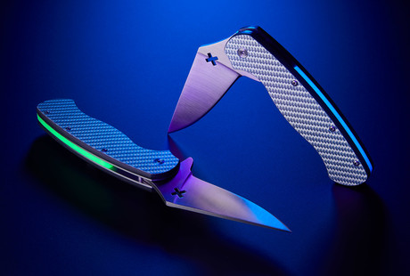 Glow-In-The-Dark Knives