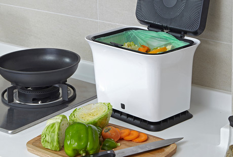 Odor-Free Composting