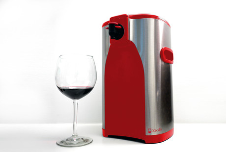 The Boxed Wine Dispenser