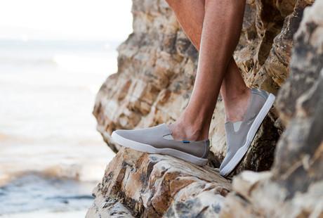 Slip-Ons + Sneakers