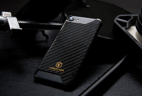 Carbon Fiber iPhone Cases