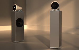 Joey Roth - Ceramic Speakers, Towers & Amplifiers - Touch of Modern