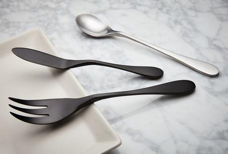 Cutting Edge Fork & Knife Integration