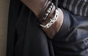 Fashionable Leather Bracelets