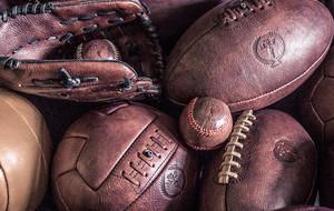 Designer Leather Sporting Goods