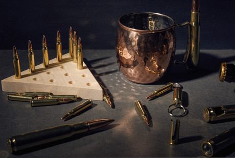 Upcycled Bullets