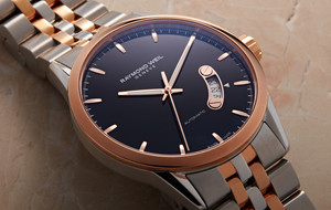 Swiss Precision Timepieces