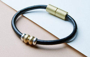 Rope & Beaded Bracelets