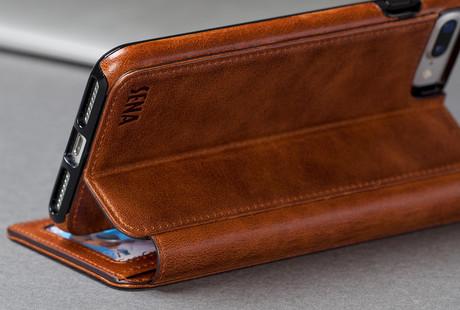 Premium Leather iPhone Cases