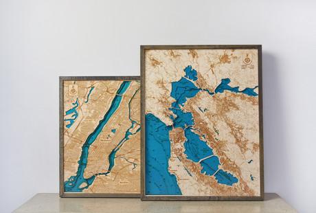 Geography Artwork