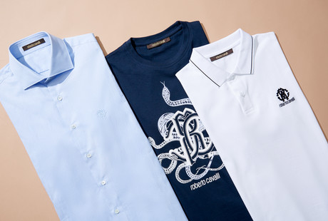Dress Shirts + Polos