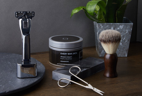 Naturally-Derived Grooming Products