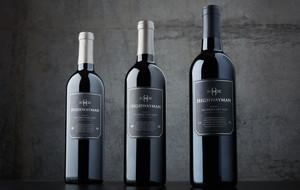 Highwayman Reserve Red Wine