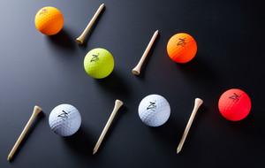 Gravity Aligned Golf Balls