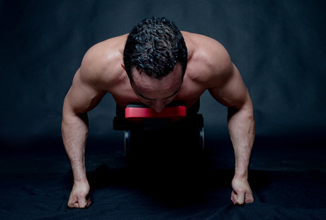 The Ultimate Pushup