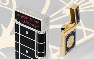 Luxury Lighters + Writing Instruments