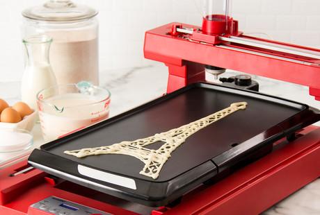 Any Shape Pancake Printer