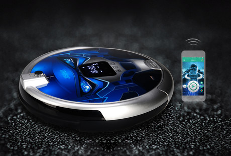 Wi-Fi Enabled Robotic Vacuums