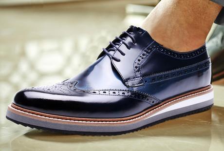 Distinctive Leather Shoes