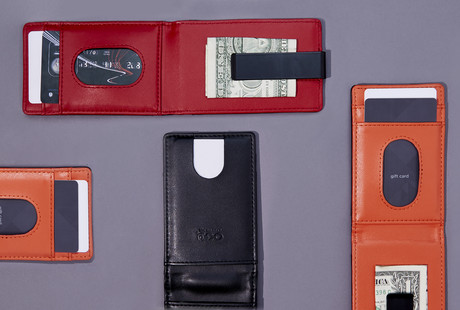 The RFID-Shielded Wallet
