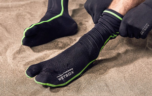 Socks + Gloves For Wetsuits
