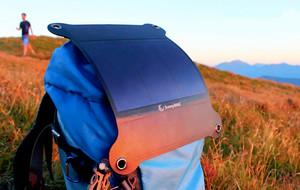 Solar Panel Backpacks
