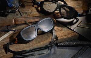 Un-Fog-Able Safety Goggles