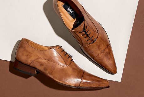The Old-School Scottish Shoes