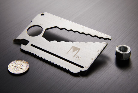 The Multifunction Tool Card