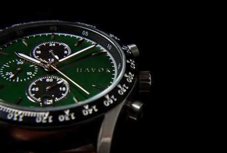 Industrial Watch Design