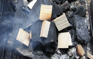 Whiskey-Treated BBQ Wood Chips