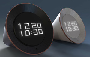 The World's First Clock with Amazon Alexa