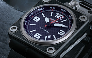 Auto-Inspired Swiss Watches