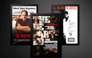 Autographed Movie Posters