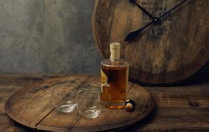Real Distillery Used Barrel Heads