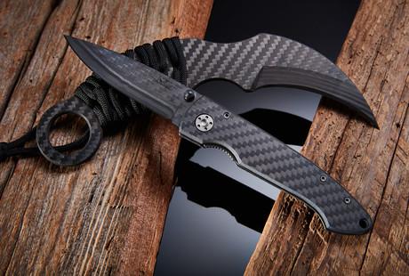 Carbon Fiber Knives