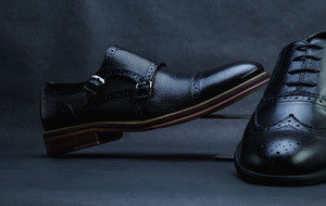 Fashionable Leather Dress Shoes + Boots