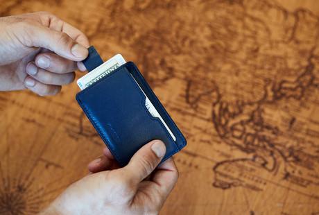 RFID-Blocking Slim Wallet