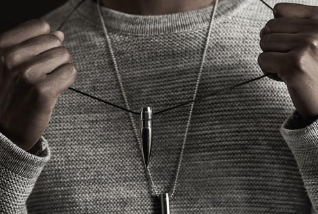 Tactical Bullet Necklaces