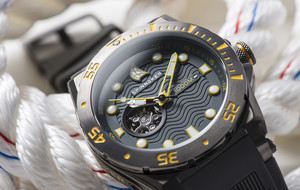 Sailing-Inspired Diver Watches
